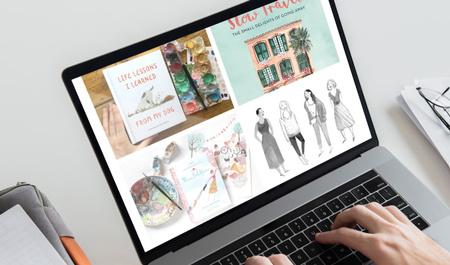 Find inspiration to make an impressive portfolio