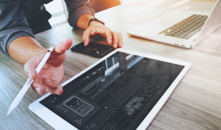 Erik AndTips on how to make your web design portfolio beautifulersson Architects